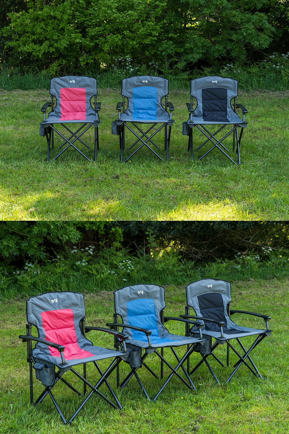 Terrific Trail Falcon Ultimate Padded Folding Chair Now 29 99 Download Free Architecture Designs Itiscsunscenecom
