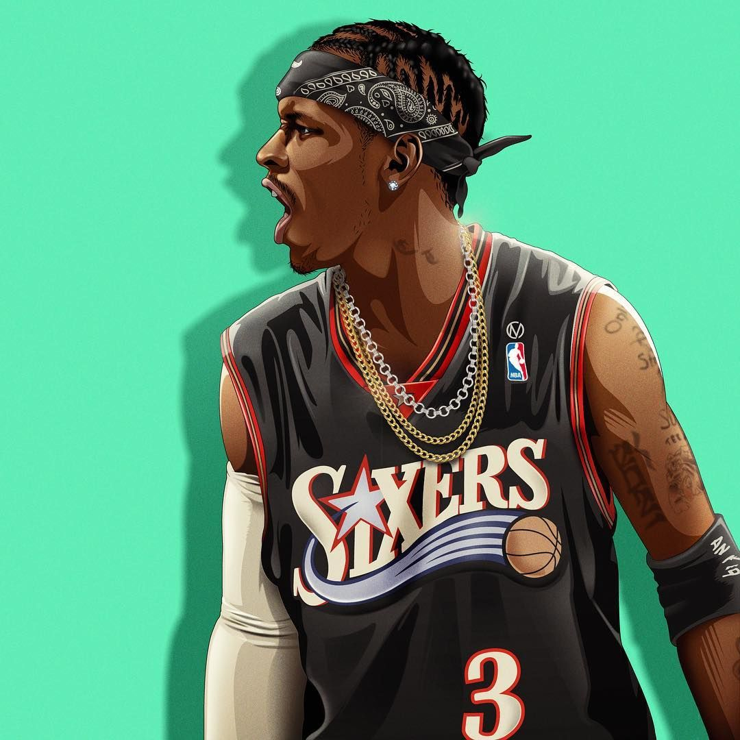 AI was just different. My favorite player of all time