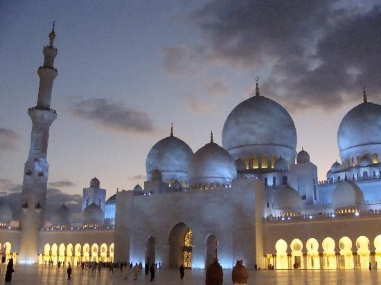 Sheikh Zayed Mosque Abu Dhabi Uae Sheikh Zayed Grand Mosque