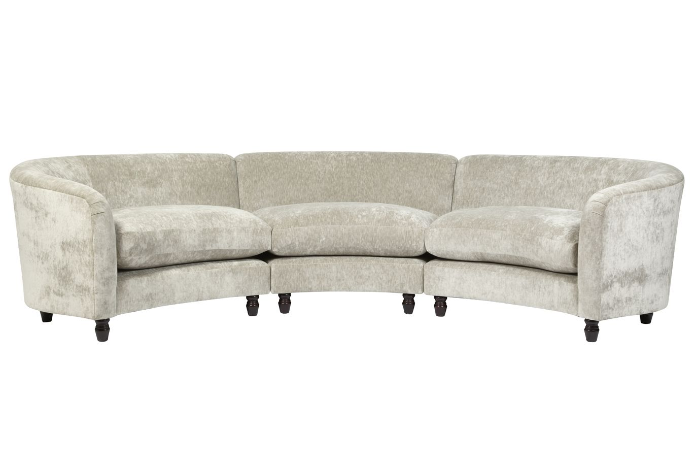 Sofas | Astoria Upholstered Large Curved Sofa   Laura Ashley Made