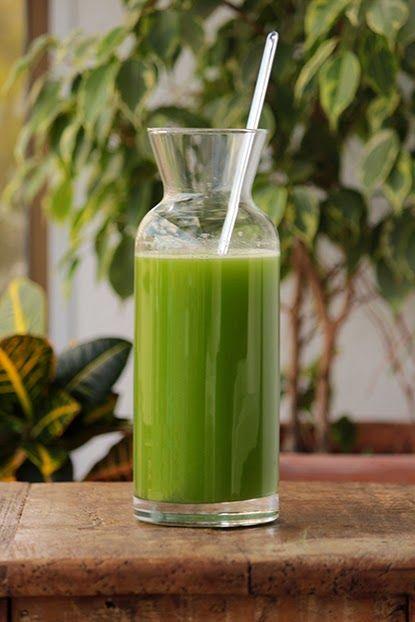 Suco De Abacaxi Couve Gengibre E Hortelã Receita De Sucos Suco Detox De Couve Suco Verde Com Abacaxi