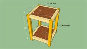 Make A Small End Table   The Best Image Search