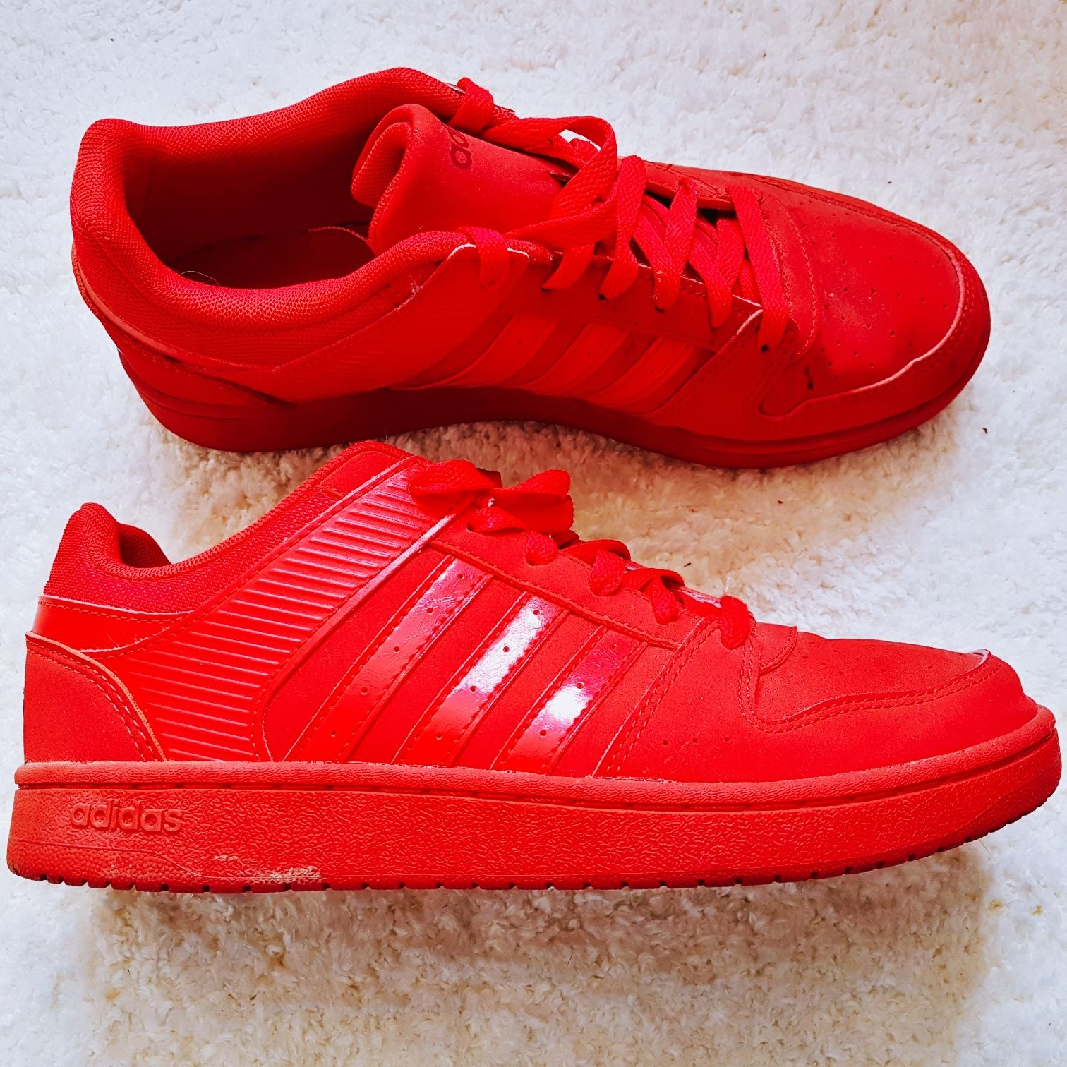 Adidas Neo Sneaker rot