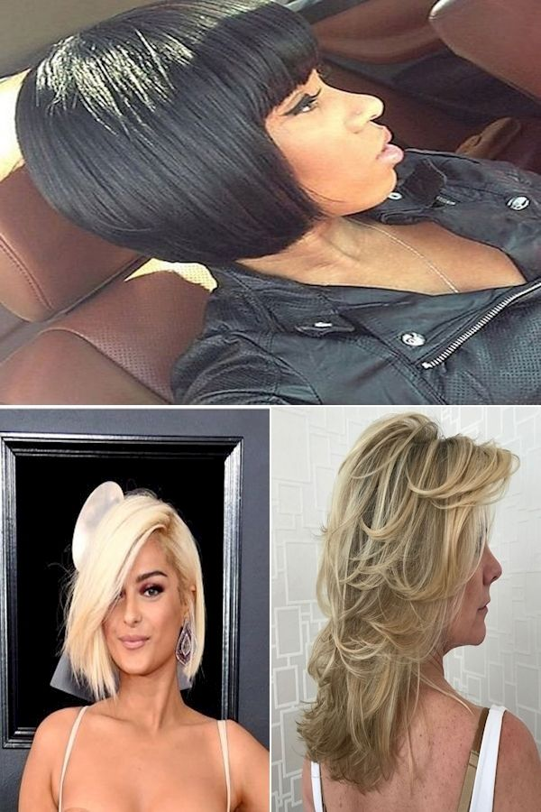 Easy Straight Hairstyles | What Helps Straighten Hair ...