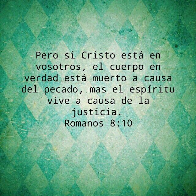 Romanos 8:10