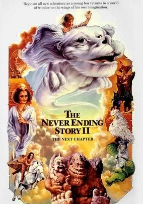 The NeverEnding Story 2: The Next Chapter (1989) A new ...