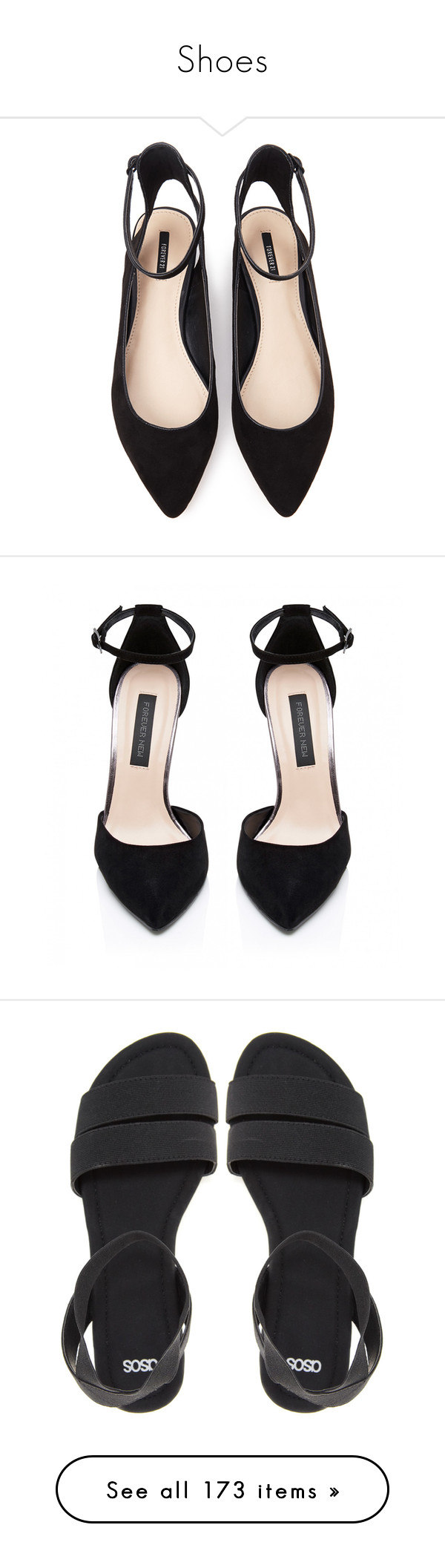 """""""Shoes"""" by shehanisamara ❤ liked on Polyvore featuring shoes, flats, zapatos, heels, pointed toe slingback flats, pointed-toe ankle-strap flats, ankle wrap flats, pointy-toe flats, pointed ankle strap flats and sandals"""