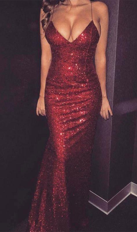 940c83af1bba0 dark red prom dresses,red prom dresses,sequins prom dresses,sexy prom  dresses