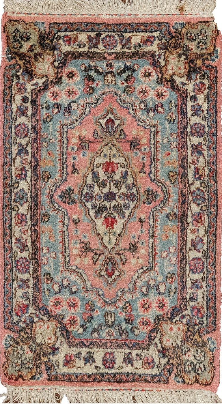 Iran Kerman Size 1 4 X 2 5 I Oscar Isberian Rugs Chicago Rugs On Carpet Rugs Carpet Handmade