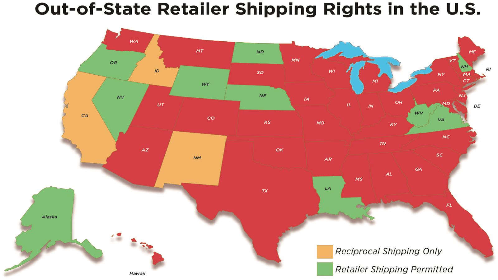 U S Wine Shipping Laws State By State Wine Spectator Bars Near Me Cool Bars Wine And Spirits