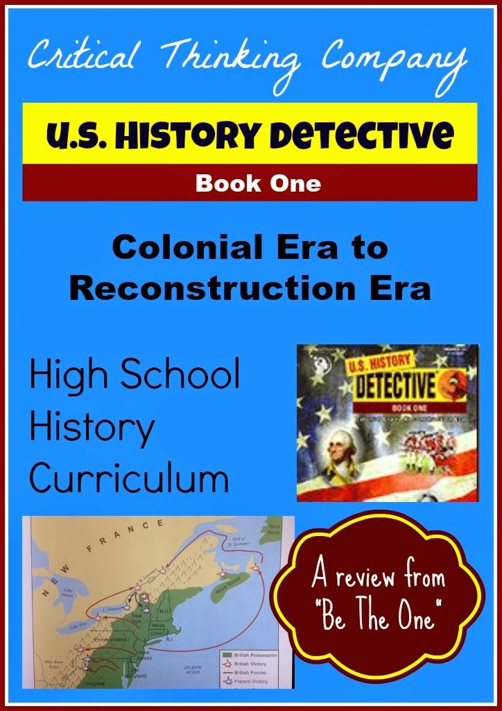 High School Us History Curriculum That Encourages Critical - Us-history-curriculum-map