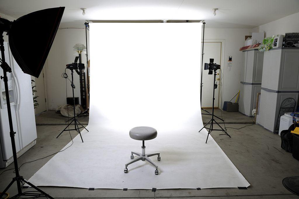 Set Up Indoor Photography Lights Home Studio
