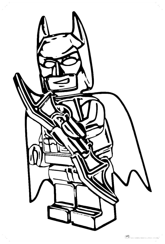 Pin On Imagenes De Batman Para Colorear