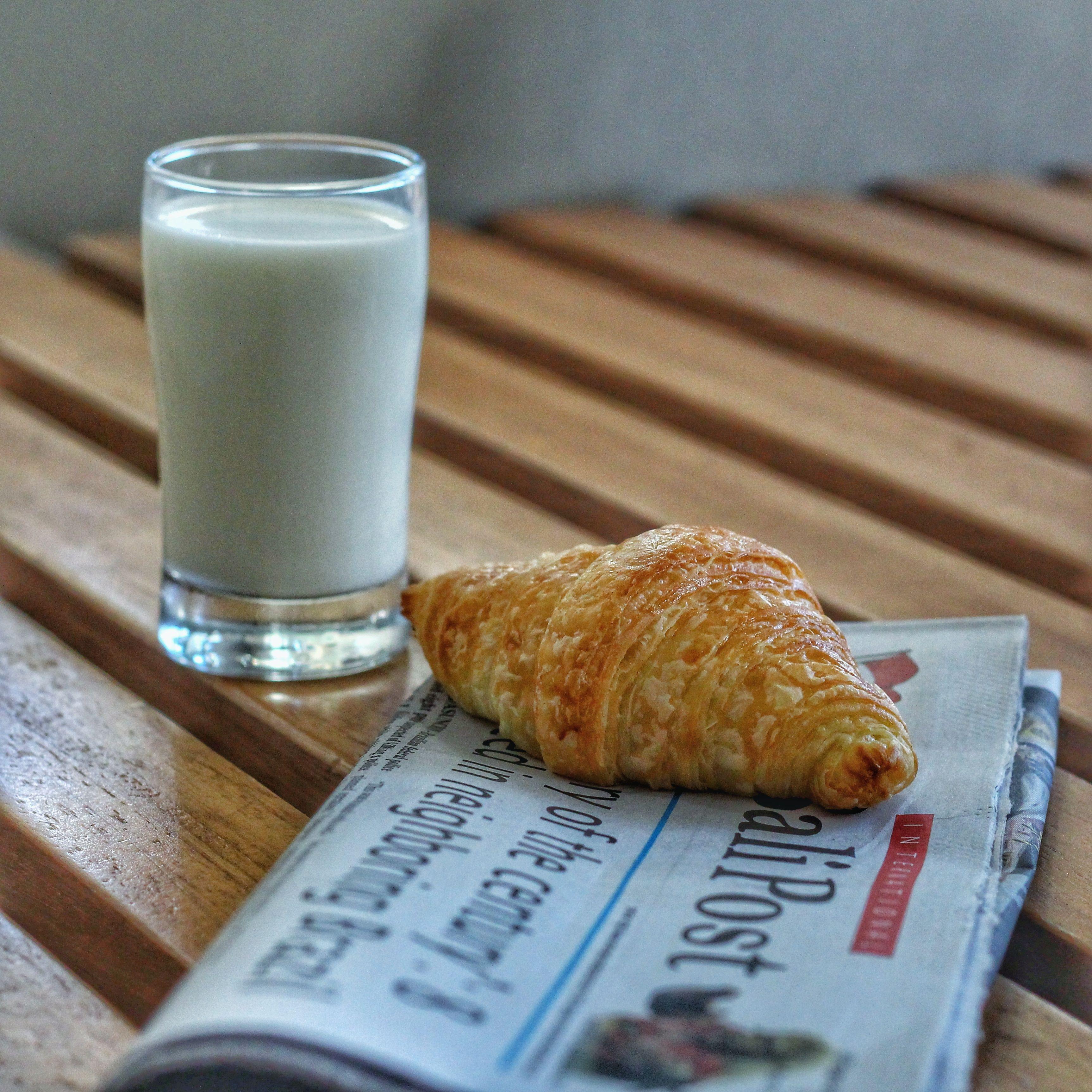 Kickstart your day with breakfast!