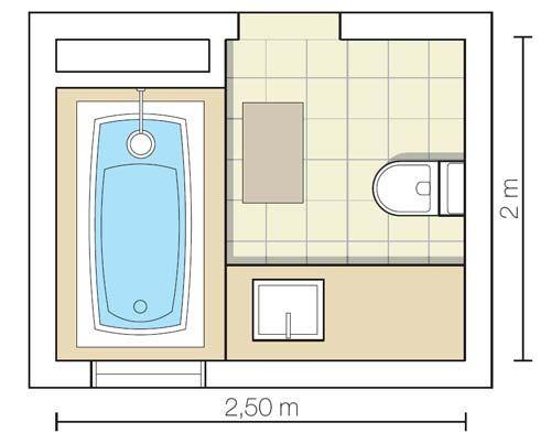 Projetos banheiros pequenos medidas pesquisa google for Baneras pequenas medidas