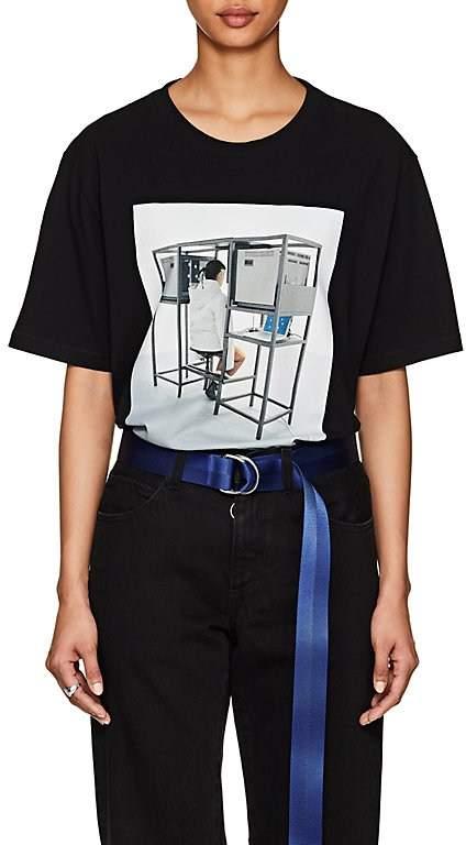 eca4f5462994 Byredo x Off-White Unisex Graphic Jersey Slim T-Shirt in 2018