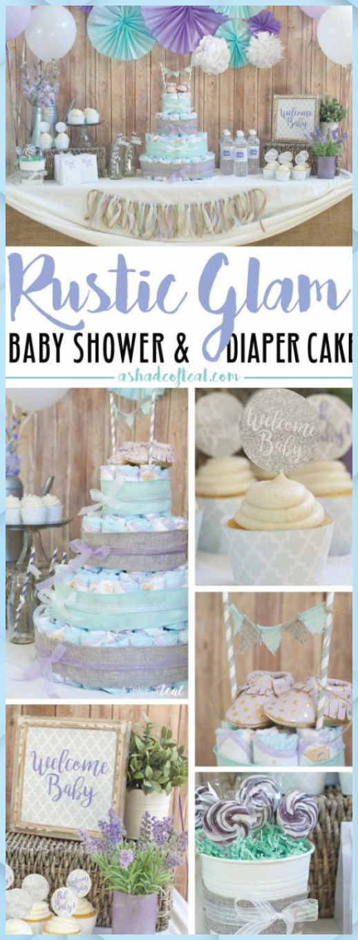 , Rustic Glam Baby Shower, Plus Make a Diaper Cake #4th of july #baby showers #grilling #swimsuit style #weekend getaways, My Babies Blog 2020, My Babies Blog 2020