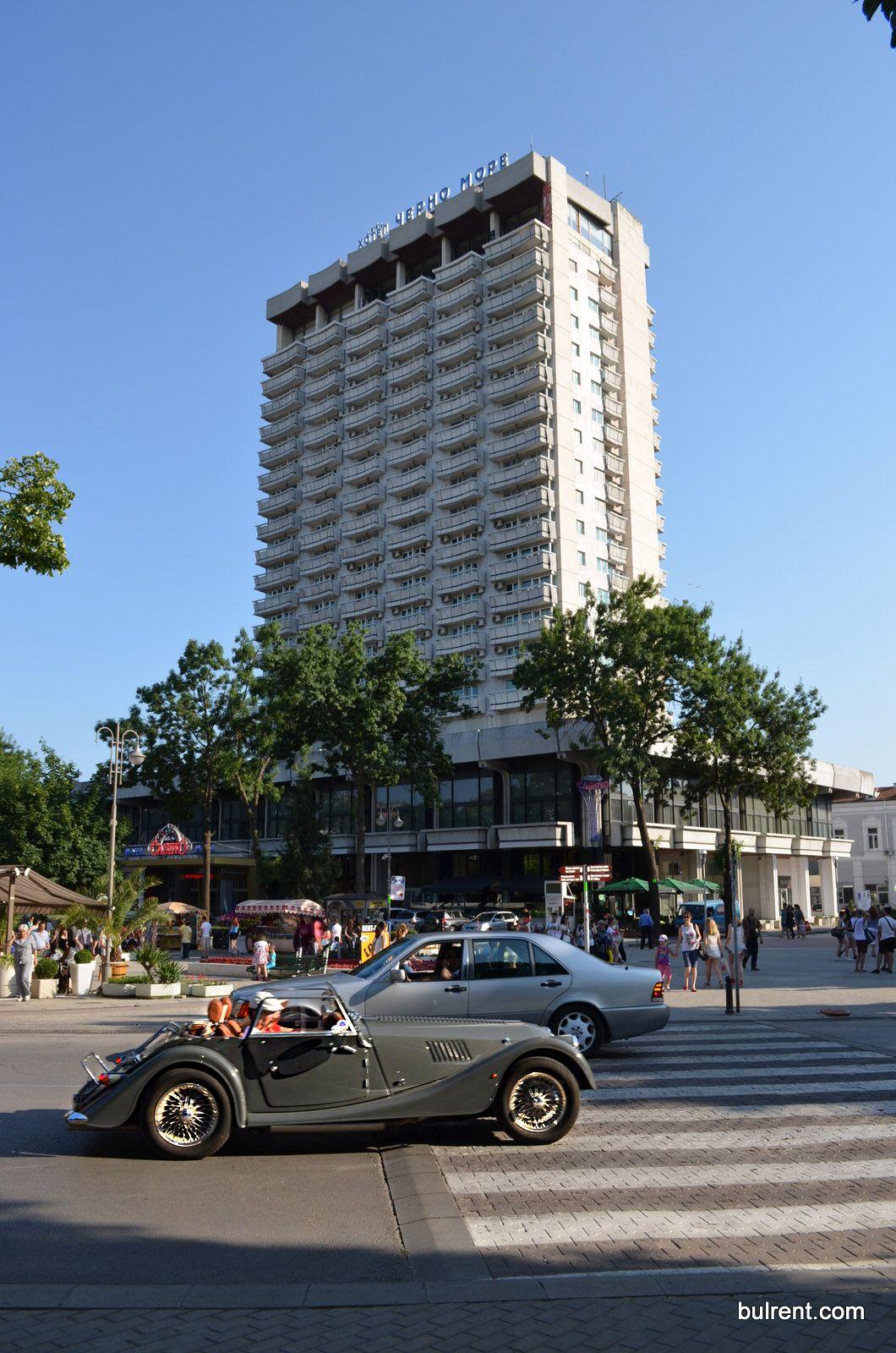 Hotel Cherno More Varna City Center