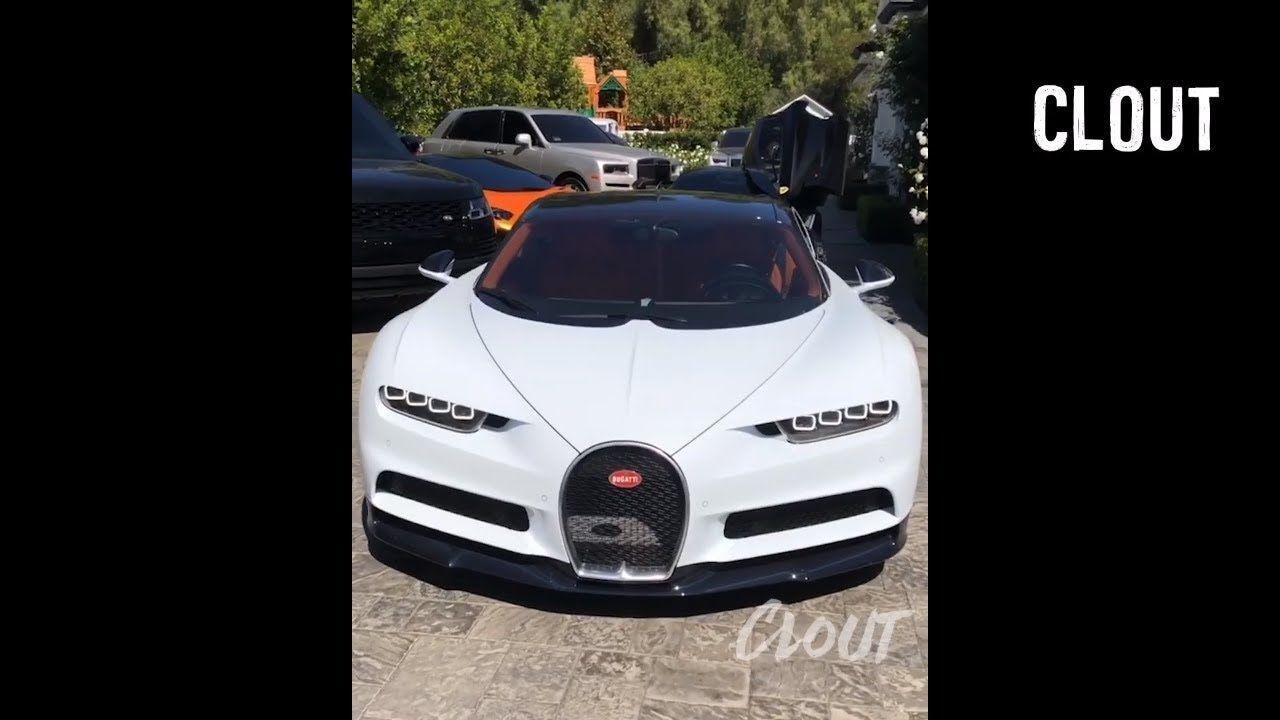 Kylie Jenner zeigt ihren neuen $ 3M Bugatti Chiron in 2020 ...