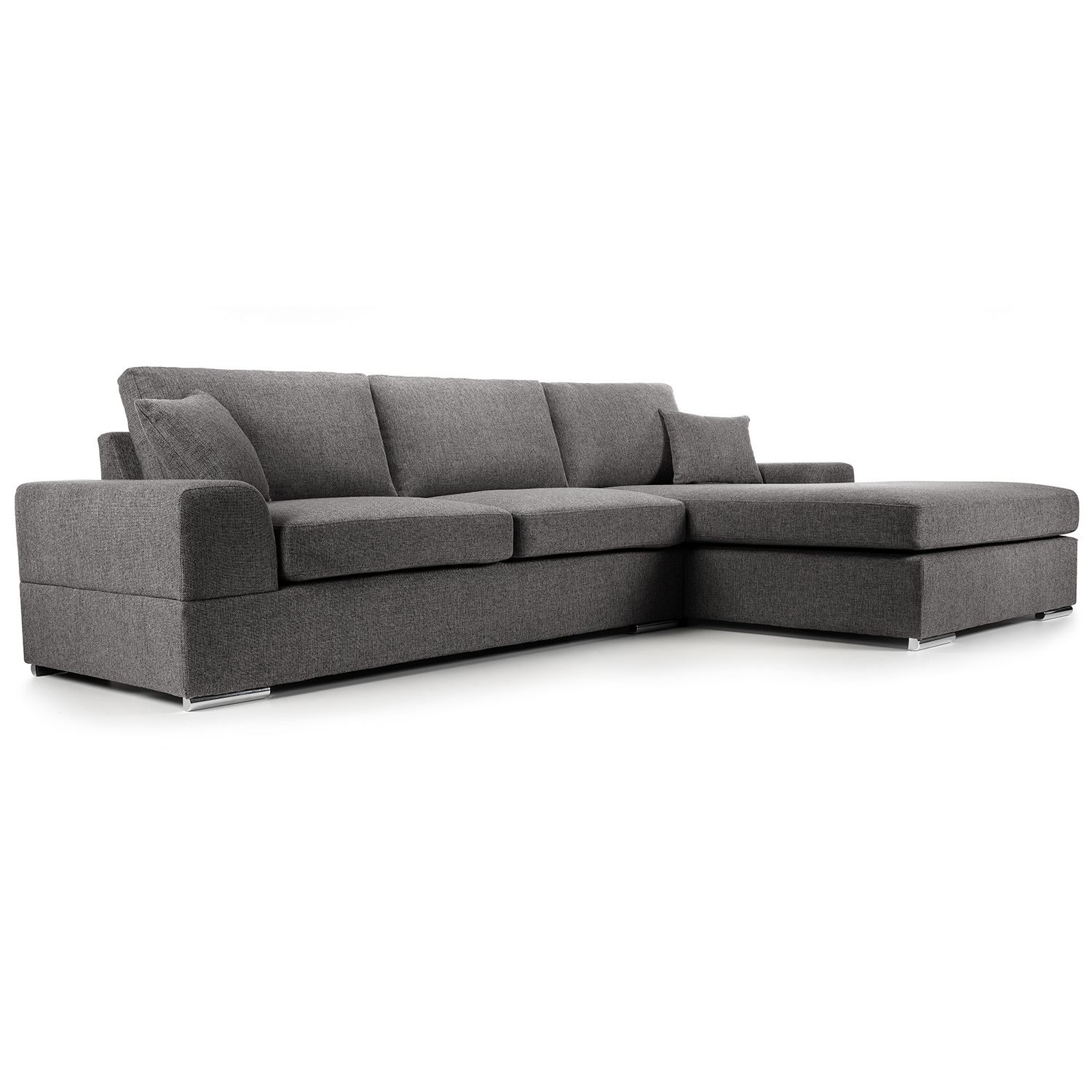 799 Vedori Corner Chaise Sofa Next Day Delivery From Worlds Everything For The Home