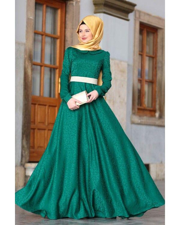 Jakarli Elbise Zumrut Model Pakaian Pakaian Model
