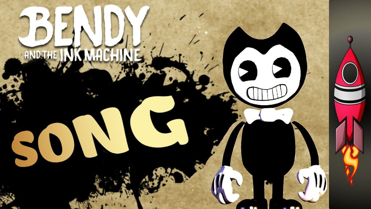 """Bendy and the Ink Machine RAP SONG """"Shade Me"""" 