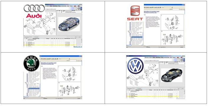 Aliexpress Com Buy Elsawin 2012 Audi Seat Skoda Vw Car Workshop Manuals From Reliable Software Suppliers On Autobots Trucks Diagno Car Workshop Vw Cars Audi