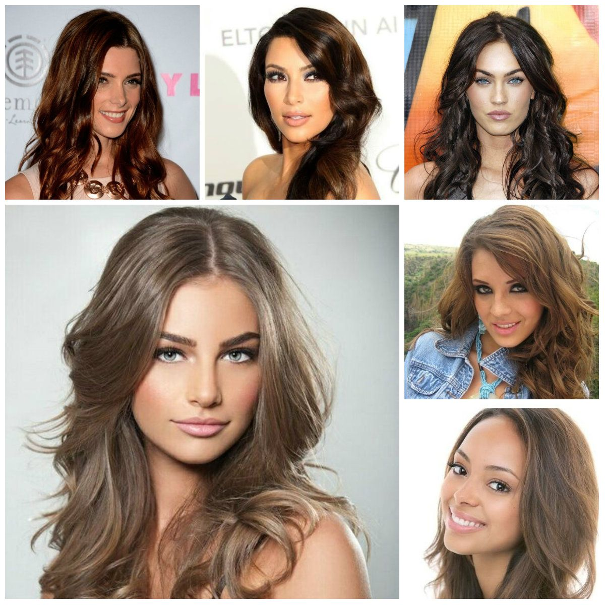 Brown hair color hair colors 2017 trends and ideas for your hair - Hottest Brown Hair Color Ideas For 2017 Haircuts Hairstyles 2017 And Hair