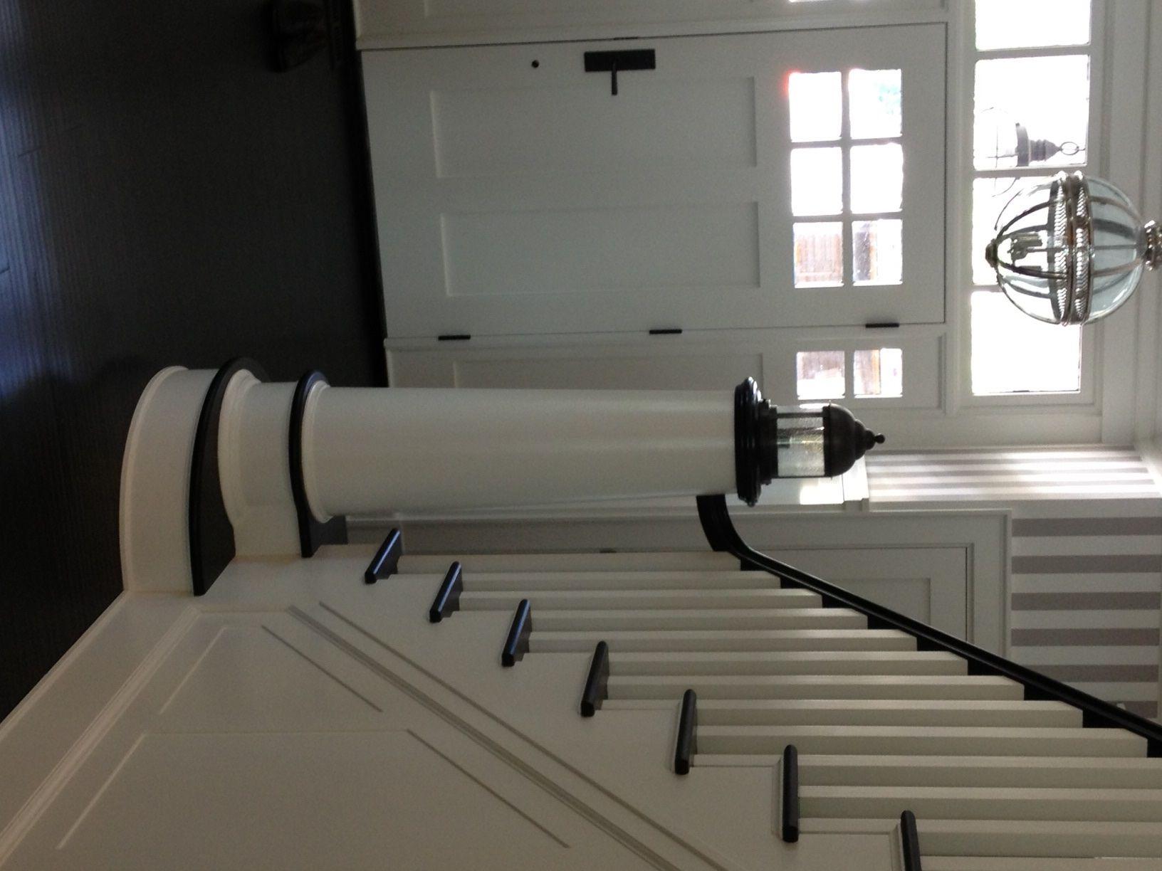 Best Staircase Newel Nautical Design Architectural Millwork 400 x 300