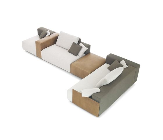 domino by montis lounge area waiting room seating sofa