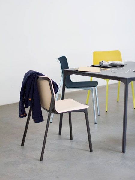 Stefan Diez Office | Schellmann Furniture: Tune