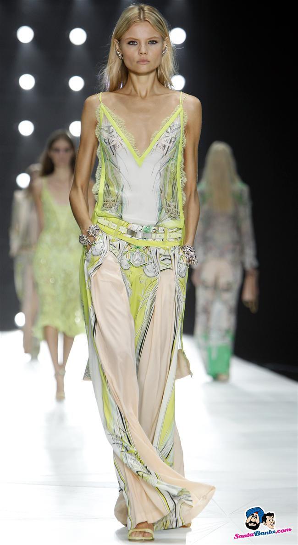 2013 summer fashion | ... of Roberto Cavalli Spring-Summer 2013 collection at Milan Fashion Week