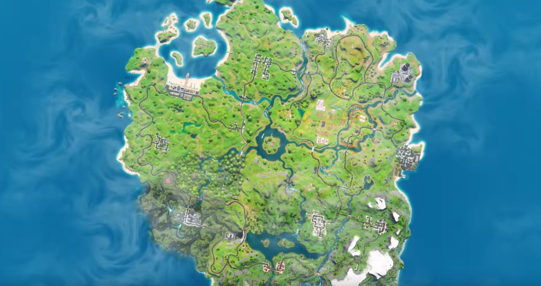 Fortnite Came Back Overhauls Its Entire Map As Chapter 2 Begins Fortnite Battle Royale Game Fortnite Season 11
