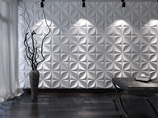 3d wandpaneele | deckenpaneele | wandverkleidung | design idee, Hause deko
