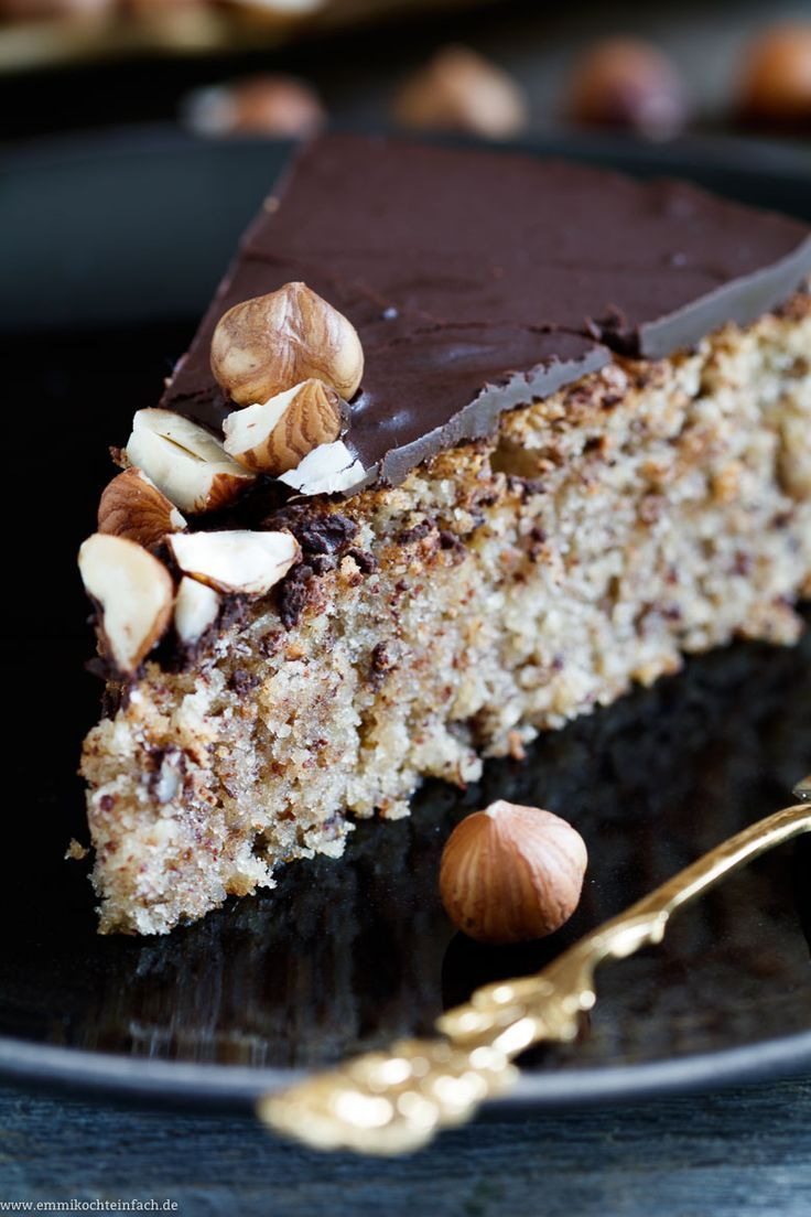 Photo of Juicy hazelnut cake without flour – easy to cook