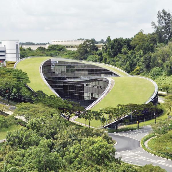 ECO por fuera y HEALTHY por dentro: arquitectura saludable
