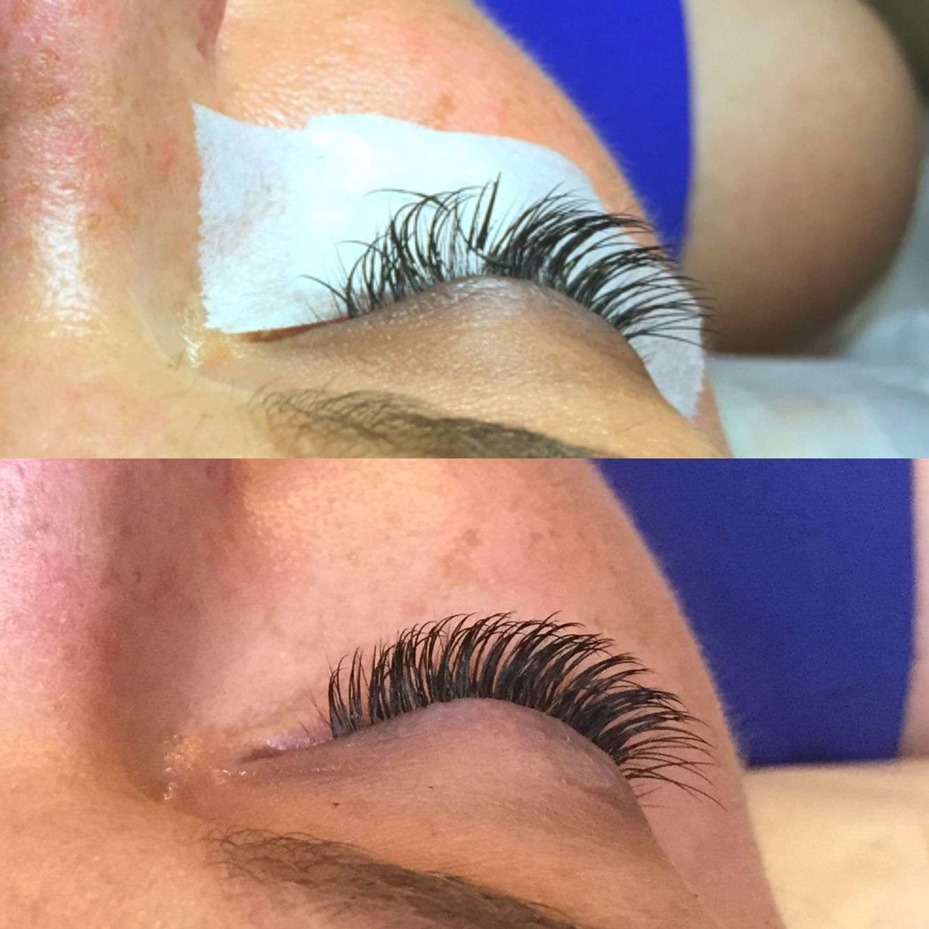Lash Extensions Refill Envious Lashes Before And Afters Lashes