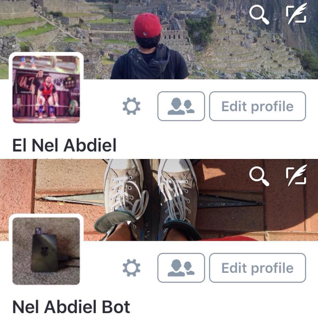 Something we loved from Instagram! So the top one is my actual twitter account http://www.twitter.com/nelabdiel and the bottom one is my Raspberry Pi 2 (computer which I'm programming to tweet on its own) http://www.twitter.com/nelabdielbot so go follow us both! And if you have an idea of what should my Raspberry Pi tweet about feel free to let me know. #raspberrypi #raspberrypi2 #python by nel_abdiel Check us out http://bit.ly/1KyLetq