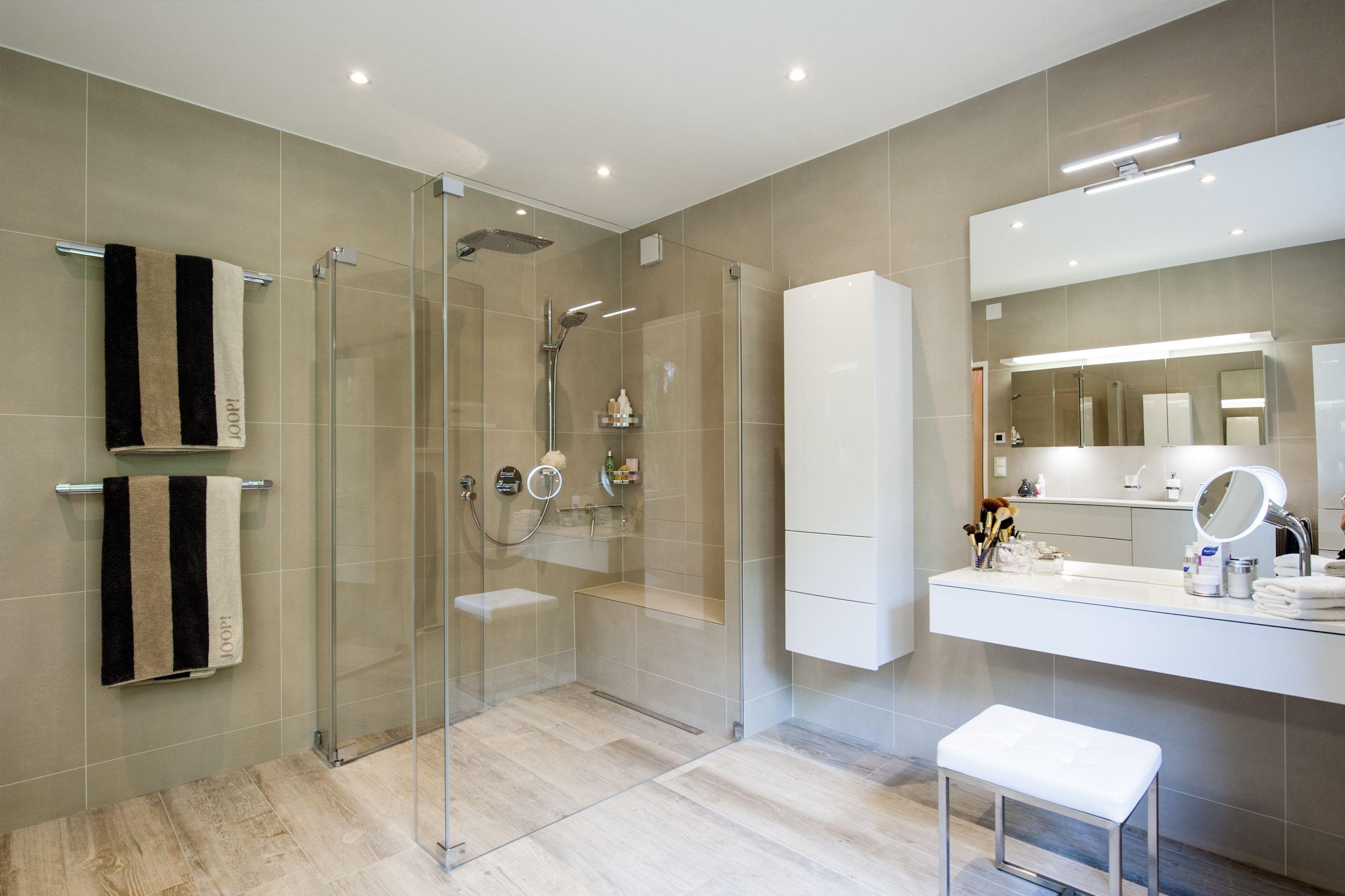 Beheizbare Spiegel Badezimmer