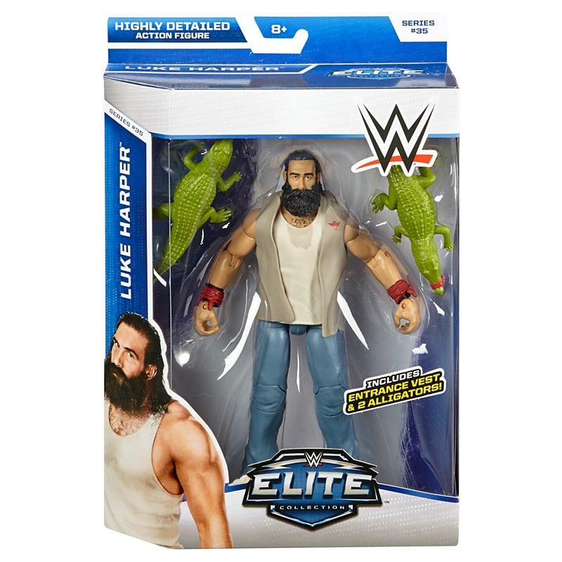 Mattel Elite Accessories for WWE Wrestling Figures Luke Harper Vest