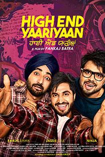 High End Yaariyaan (2019) Punjabi Movie Online in HD