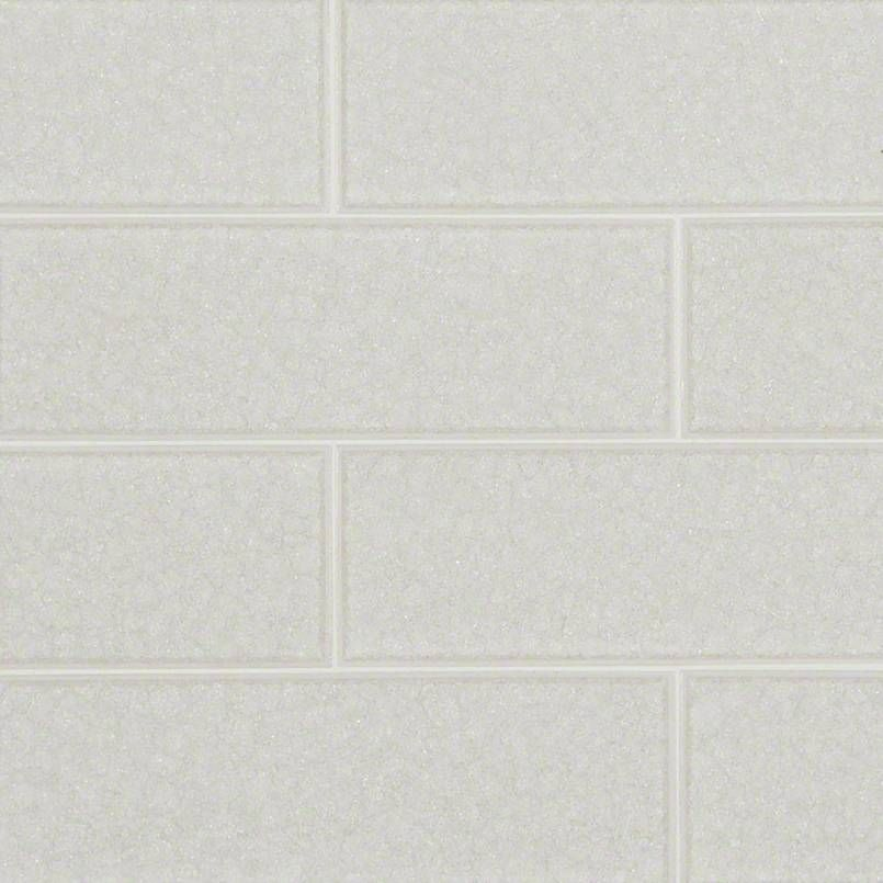 Frosted Icicle Glass Subway Tile 3x9 In 2020 Subway Tile Glass Tile Backsplash Glass Backsplash
