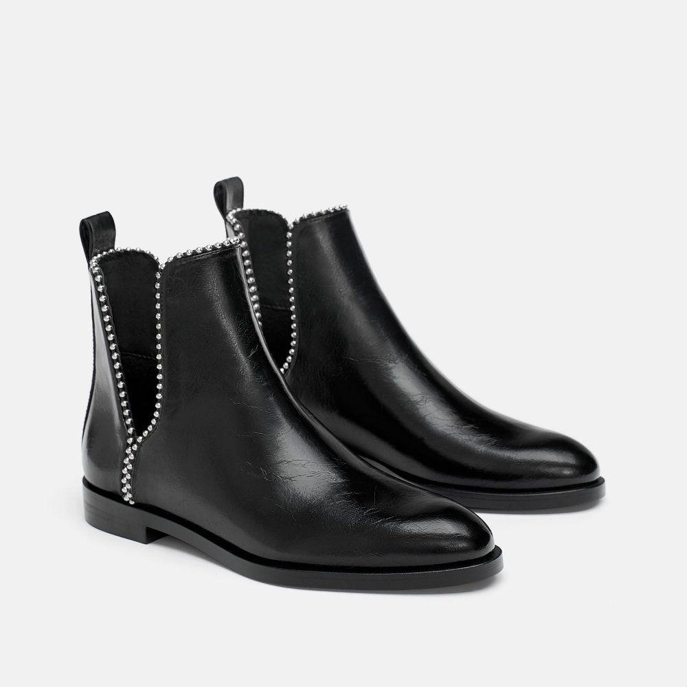 20 paires de chaussures à shopper chez Zara | Bottines zara