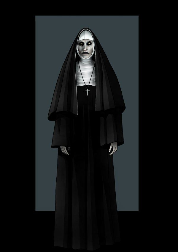 Valak By Nightwing1975 With Images Valak Horror Photos The