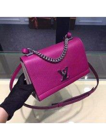 7277cd186045 Louis Vuitton LOCKME II BB Bag M50919 Multicolor Grape