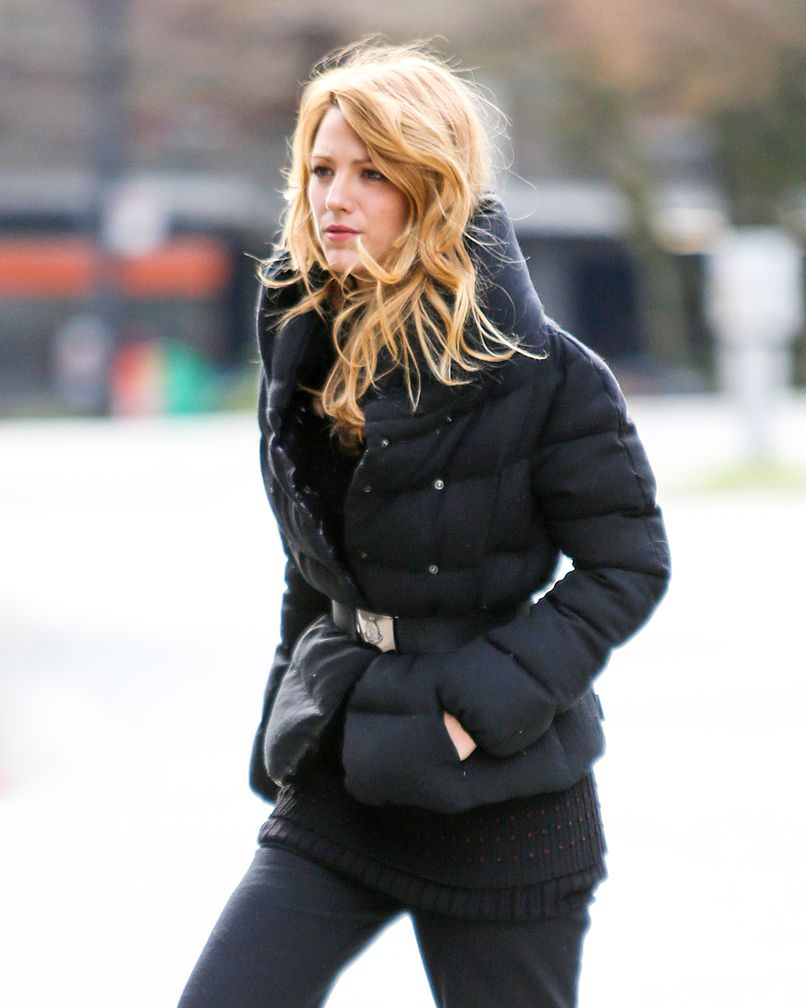 f568d43ee moncler@#$99 on | fashion trends | Moncler, Blake lively, Winter jackets