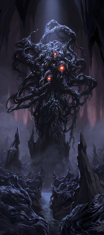 DEADSPACE http://lovecraft.soup.io/ | Lovecraftian, Lovecraftian ...