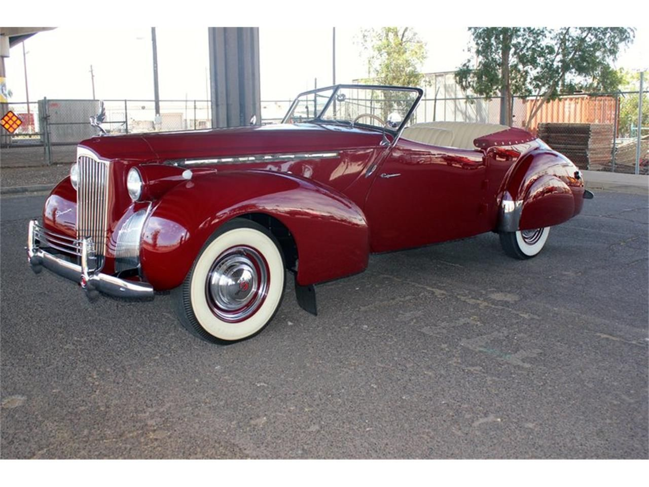 1940 Packard 120 Darrin | Packard: 1938 - 1940 | Pinterest | Cars ...