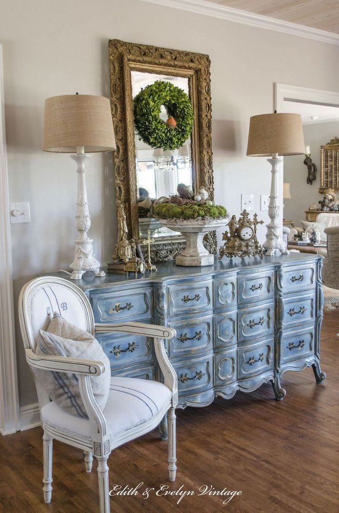 French Provincial Crow Dresser French Living Room Decor French Country Decorating Living Room French Country Living Room