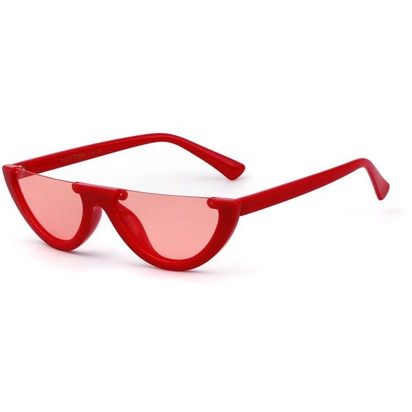 c41636fb93 Clout Goggles Cat Eye Sunglasses Vintage Mod Style Retro Kurt Cobain...  ( 6.99